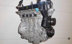 Контрактный двигатель Ford Fusion 1.4   FXJA 80 л.с.