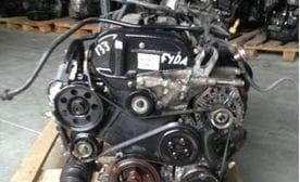 Контрактный двигатель Ford Focus 1.6 16V  FYDA 100 л.с.
