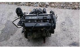Контрактный двигатель Ford Focus 1.6 16V   FYDB 100 л.с.