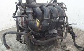 Контрактный двигатель Ford Fusion 1.6  FYJA 100 л.с.