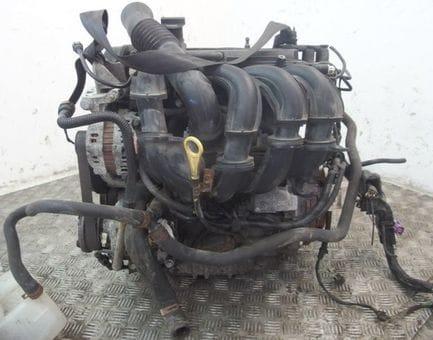Контрактный двигатель Ford Fiesta V 1.6 16V  FYJA 100 л.с.