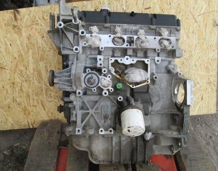 Контрактный двигатель Ford Fusion 1.6   FYJB 100 л.с.