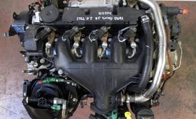 Контрактный двигатель Ford Focus II 2.0 TDCi  G6DA 136 л.с.