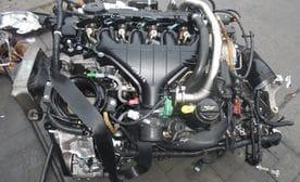 Контрактный двигатель Ford C-Max 2.0 TDCi  G6DC 133 л.с.