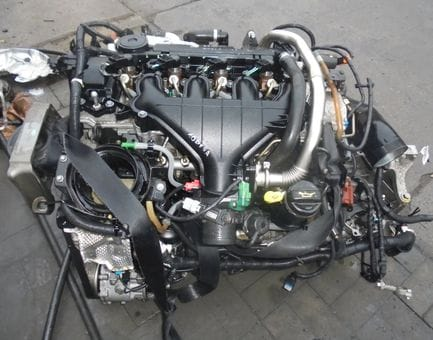 Контрактный двигатель Ford C-Max 2.0 TDCi   G6DE 133 л.с.