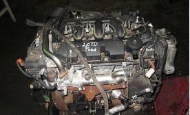 Контрактный двигатель Ford C-Max 2.0 TDCi   G6DF 133 л.с.