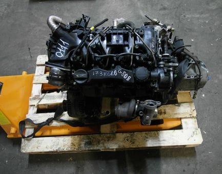 Контрактный двигатель Ford Focus II 1.6 TDCi   G8DA 109 л.с.