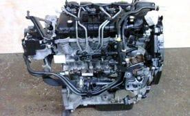 Контрактный двигатель Ford C-Max 1.6 TDCi  G8DD 109 л.с.