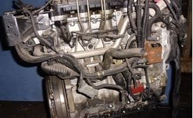 Контрактный двигатель Ford Focus II 1.6 TDCi  G8DD 109 л.с.