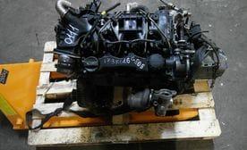 Контрактный двигатель Ford Focus II 1.6 TDCi   G8DE 109 л.с.