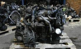 Контрактный двигатель Ford Transit Connect 1.8 TDCi   HCPB 90 л.с.