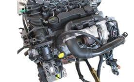 Контрактный двигатель Ford Focus II 1.6 TDCi   HHDB 90 л.с.