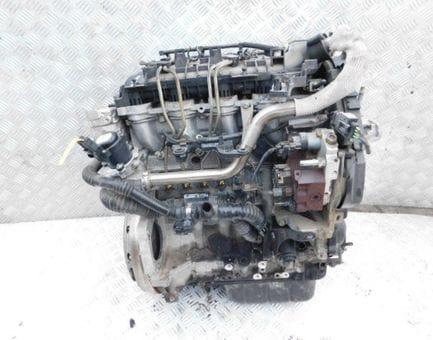 Контрактный двигатель Ford C-Max 1.6 TDCi   HHDB 90 л.с.