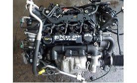 Контрактный двигатель Ford Fiesta V 1.6 TDCi  HHJA 90 л.с.