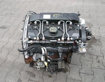 Контрактный двигатель Ford Mondeo III 2.0 16V TDDi / TDCi   HJBA 115 л.с.