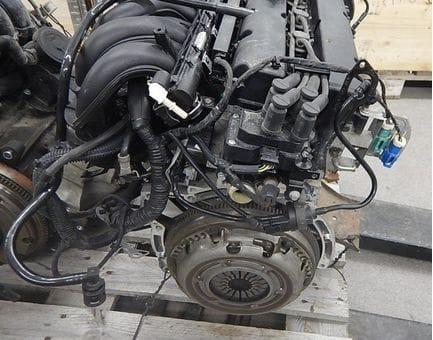 Контрактный двигатель Ford Focus II 1.6   HWDA 100 л.с.