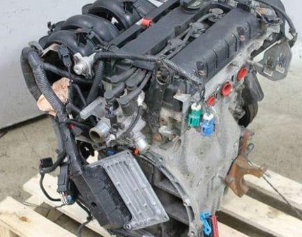 Контрактный двигатель Ford Focus II 1.6 Ti  HXDA 115 л.с.