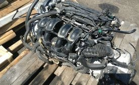 Контрактный двигатель Ford Fiesta VI 1.6  HXJB 120 л.с.