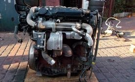 Контрактный двигатель Ford C-Max 2.0 TDCi  IXDA 110 л.с.