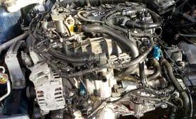 Контрактный двигатель Ford C-Max II 1.6 EcoBoost  JQDA 150 л.с.
