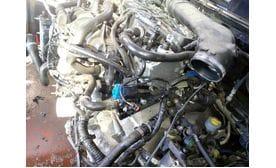 Контрактный двигатель Ford Transit Connect II 1.6 EcoBoost  JQGA 150 л.с.