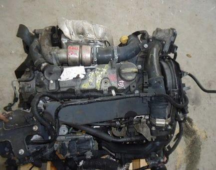 Контрактный двигатель Ford Grand C-Max 1.6 EcoBoost  JTDA 182 л.с.