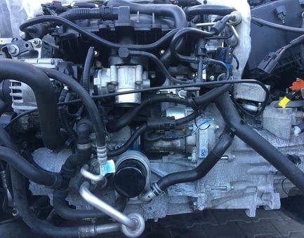 Контрактный двигатель Ford Galaxy II 1.6 EcoBoost   JTWB 160 л.с.