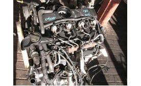 Контрактный двигатель Ford Transit VII 2.4 TDCi   JXFA 115 л.с.