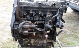 Контрактный двигатель Ford Mondeo IV 1.8 TDCi  KHBA 125 л.с.