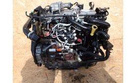 Контрактный двигатель Ford C-Max 1.8 TDCi  KKDA 115 л.с.