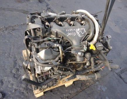 Контрактный двигатель Ford Mondeo IV 2.0 TDCi   KLBA 115 л.с.