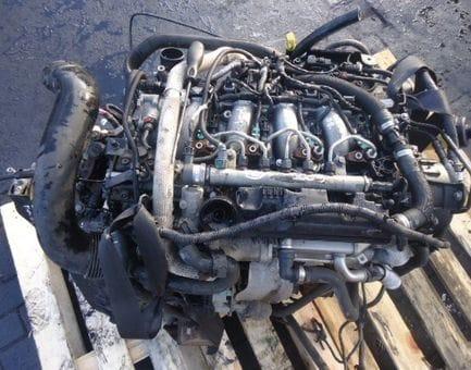 Контрактный двигатель Ford Galaxy II 2.2 TDCi  KNWA 200 л.с.
