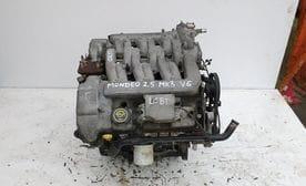 Контрактный двигатель Ford Mondeo II 2.5 24V  LCBD 170 л.с.