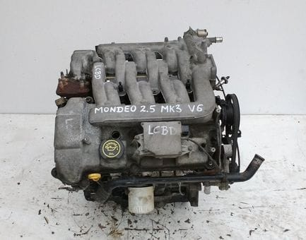 Контрактный двигатель Ford Mondeo III 2.5 V6 24V  LCBD 170 л.с.
