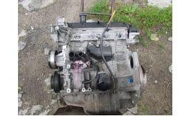 Контрактный двигатель Ford Fiesta V 1.25 16V  M7JA 70 л.с.