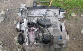 Контрактный двигатель Ford Fiesta V 1.25 16V   M7JB 70 л.с.
