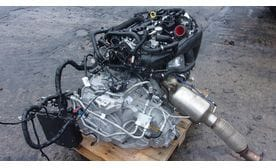 Контрактный двигатель Ford Focus III 1.5 EcoBoost  M8DA 150 л.с.
