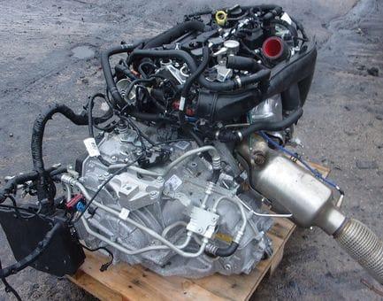 Контрактный двигатель Ford Focus III 1.5 EcoBoost   M8DB 150 л.с.
