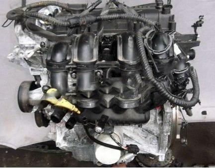 Контрактный двигатель Ford Focus III 1.6 Flexifuel  MUDA 120 л.с.