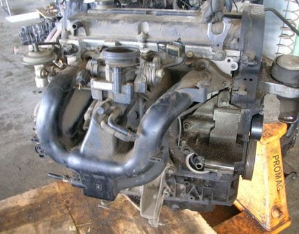 Контрактный двигатель Ford Mondeo II 2.0 i   NGB 131 л.с.