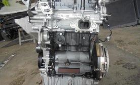 Контрактный двигатель Ford Fiesta VI 1.0   P4JB 80 л.с.