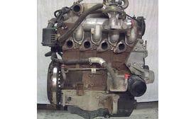 Контрактный двигатель Ford Transit Connect 1.8 Di  P7PA 75 л.с.