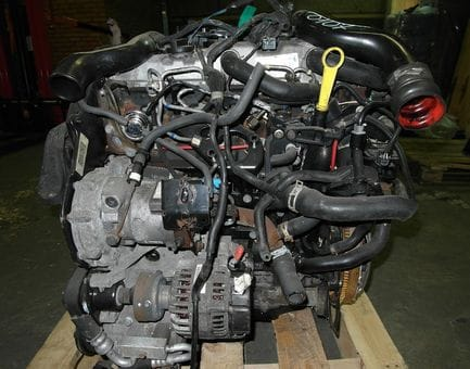 Контрактный двигатель Ford Tourneo Connect 1.8 Di  P7PA 75 л.с.