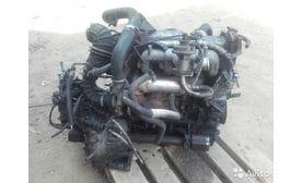 Контрактный двигатель Ford Tourneo Connect 1.8 Di   P7PB 75 л.с.