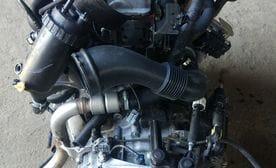 Контрактный двигатель Ford Transit Connect 1.8 TDCi   P9PB 90 л.с.