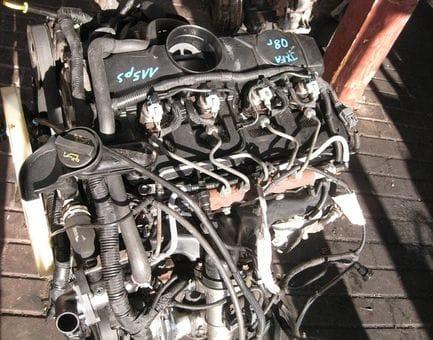 Контрактный двигатель Ford Transit VII 2.4 TDCi  PHFA 100 л.с.