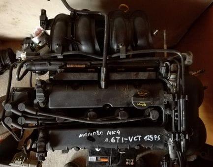 Контрактный двигатель Ford Mondeo IV 1.6 Ti   PNBA 120 л.с.
