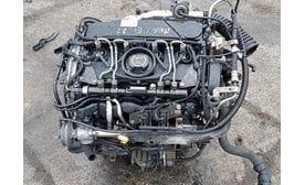 Контрактный двигатель Ford Mondeo III 2.2 TDCi  QJBA 155 л.с.