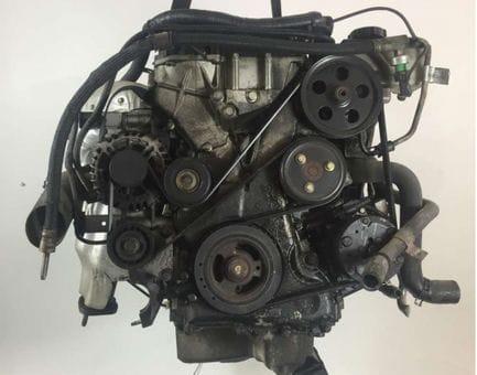 Контрактный двигатель Ford Mondeo III 2.2 TDCi  QJBC 150 л.с.