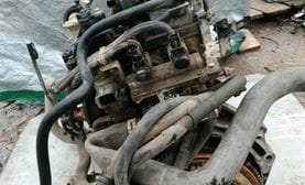 Контрактный двигатель Ford Focus II 1.8  QQDB 125 л.с.